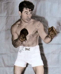 Rocky Graziano, Middleweight Boxing Champion