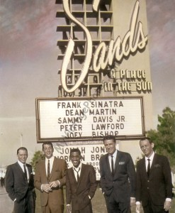 The Rat Pack Sands Hotel 1960