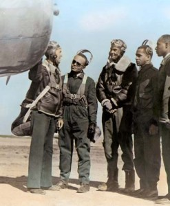 The Tuskegee Airmen 1942 WWII