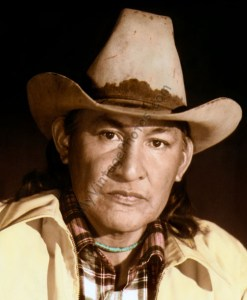 Will Sampson Creeek Native American
