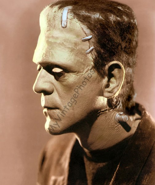 Boris Karloff, The Bride of Frankenstein