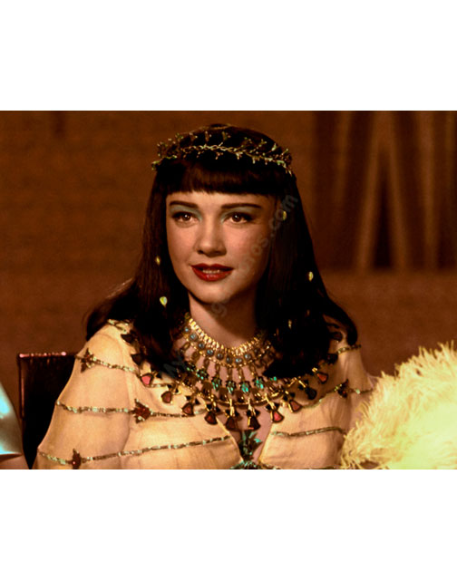 Anne Baxter, The Ten Commandments 1956