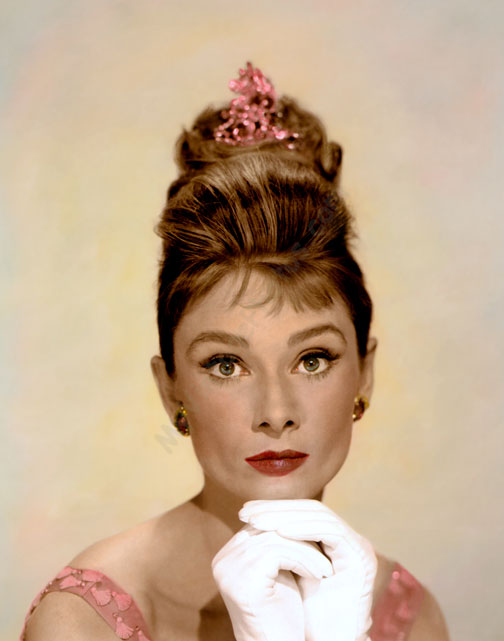 Audrey Hepburn, Breakfast at Tiffany's 1961