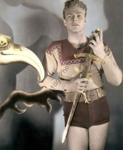 Buster Crabbe, Flash Gordon 1936