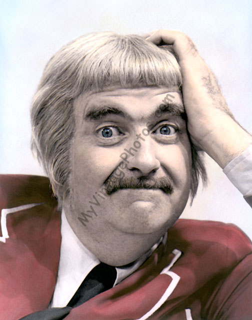 Robert James Keeshan, aka Captain Kangaroo