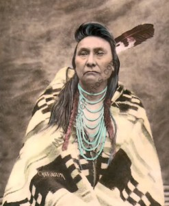 Chief Joseph, Nez Perce Native American Indian