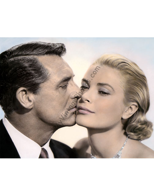 Cary Grant & Grace Kelly, To Catch A Thief 1955