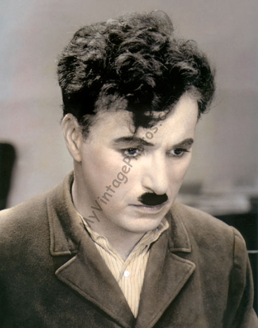 Charlie Chaplin, City Lights 1931