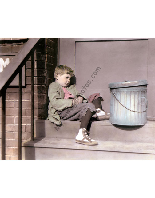 Dickie Moore, The Little Rascals, Our Gang