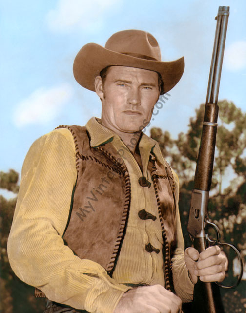 Chuck Connors, The Rifleman 1960s