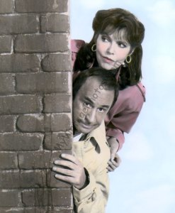 Barbara Feldon & Don Adams, Get Smart Again 1989