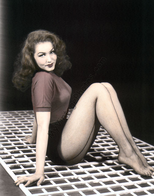 Julie newmar in pantyhose images 475