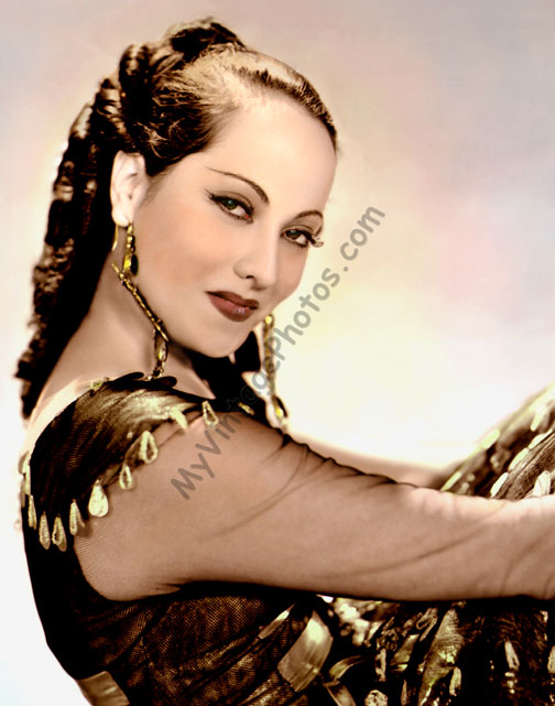Merle Oberon, The Private Life of Don Juan 1934