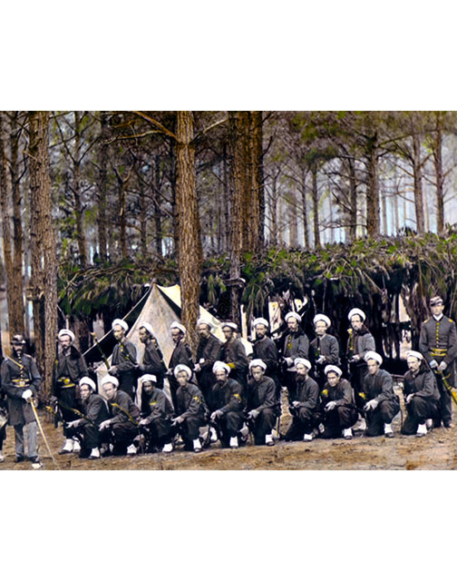 Company H, 114th Pennsylvania Infantry, 1864
