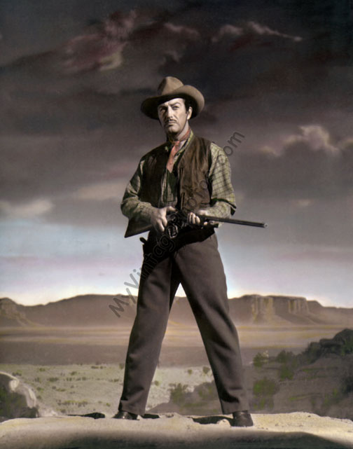 Robert Taylor, Westward The Women 1951