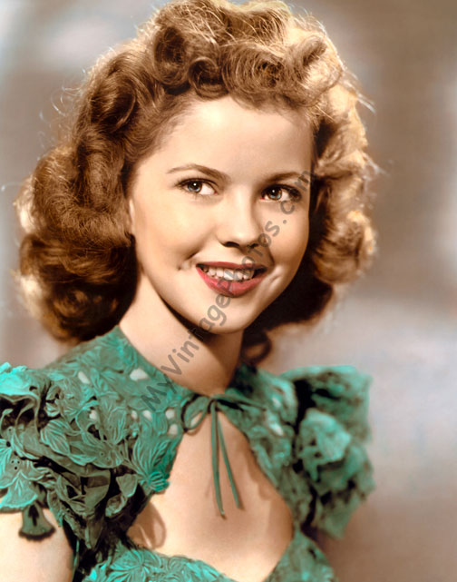 Shirley Temple, I'll Be Seeing You 1944