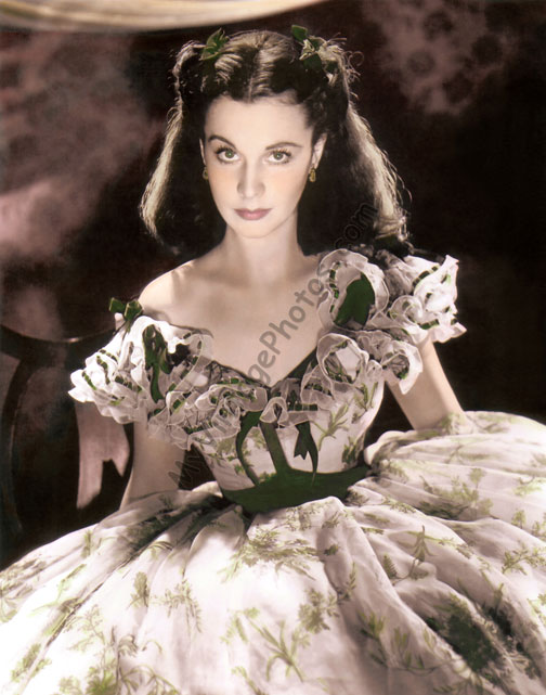 Vivien Leigh, Gone With the Wind 1939