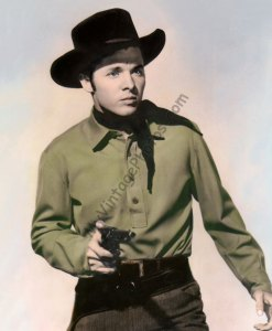 Audie Murphy, The Cimarron Kid 1952