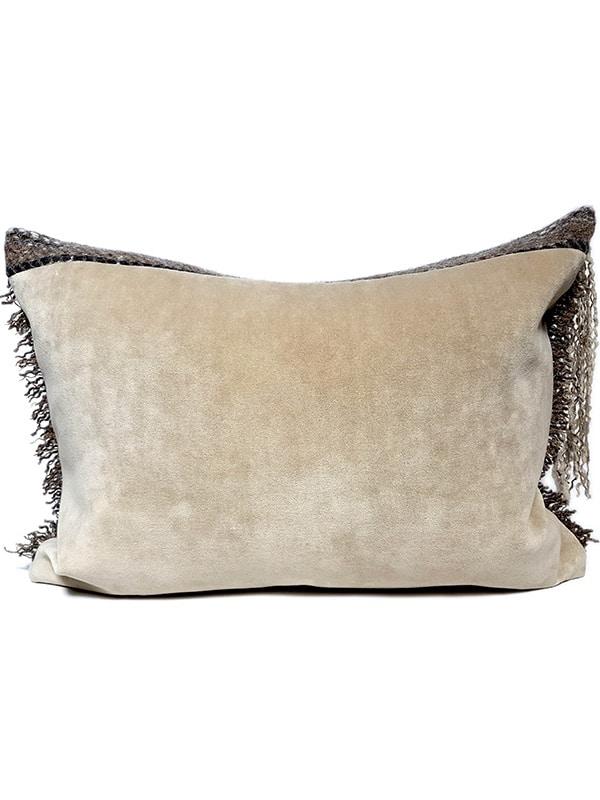 scottish highland small lumbar pillow