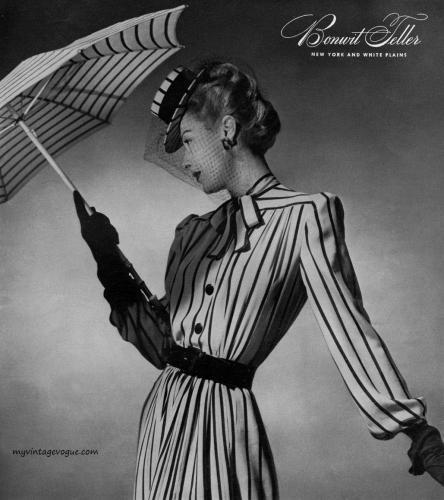 Traina-Norell Bonwit Teller 1943