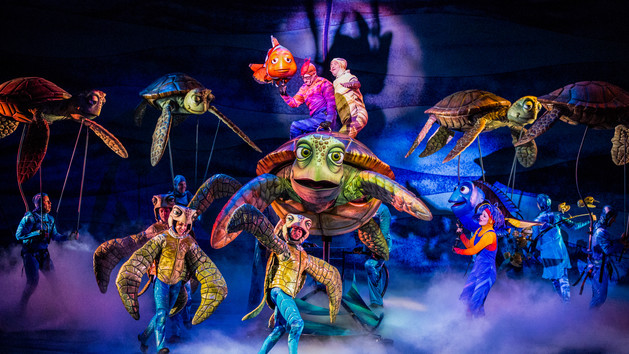 Finding Nemo, the musical