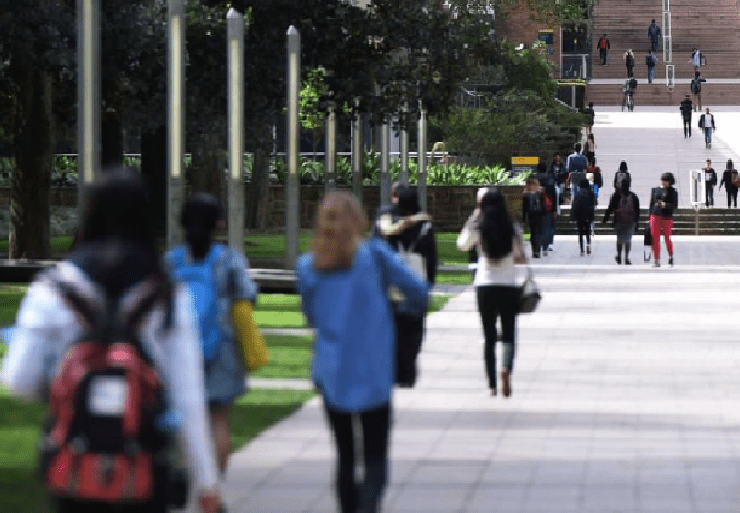 Universities ignoring own English standards to admit more high-paying international students