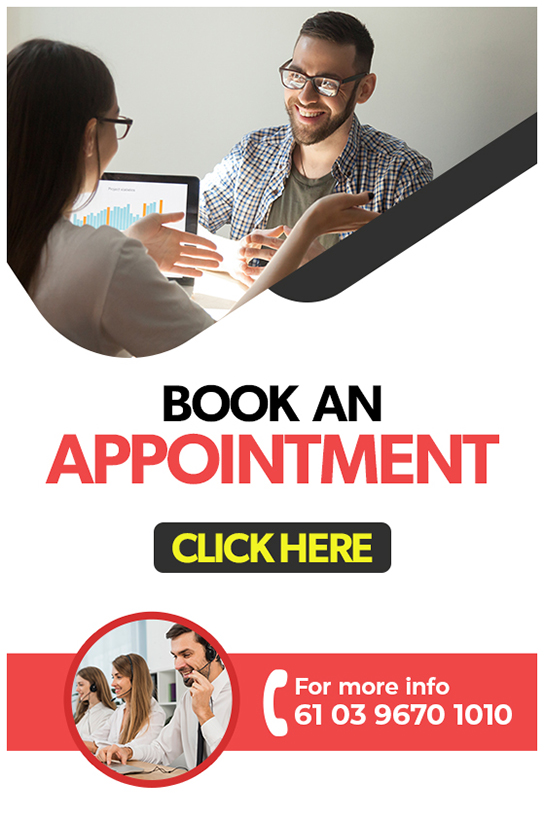 Book Appointment with a Australia Migration Consultant