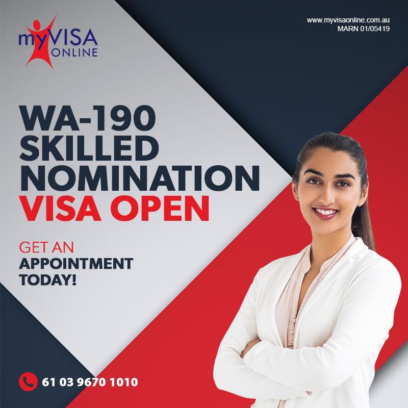 WA Skilled Nominated Visa Subclass 190