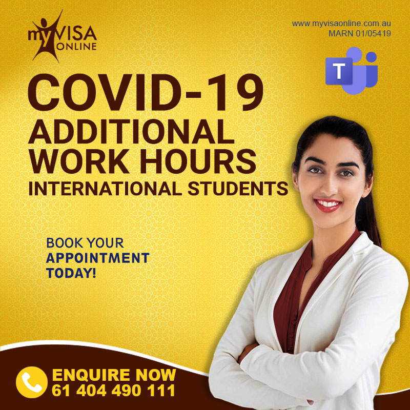 COVID-19: International Students Temporarily Allowed To Work Additional Hours