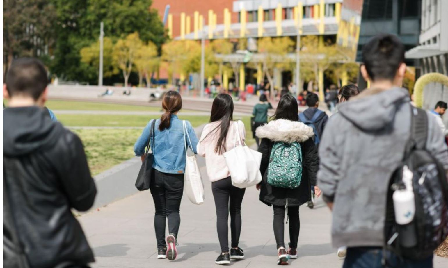 Complaints by international students