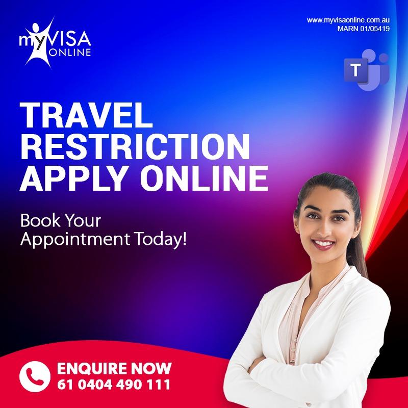 Travel Restriction Exemption Australia