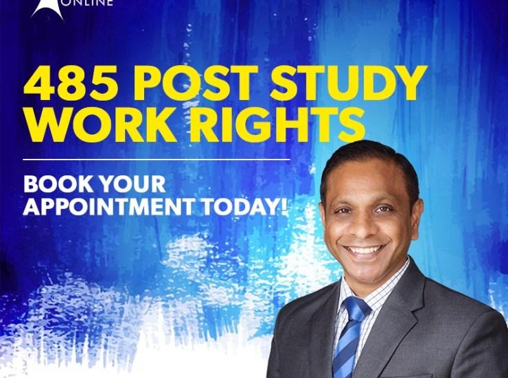 Petition EN1793 – Temporary Graduate 485 Visa Extension
