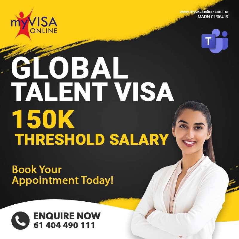 Global Talent Visa 150K Threshold Salary