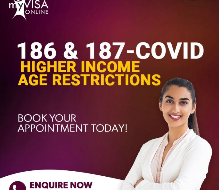 Higher Income & Age Exemptions 186 & 187