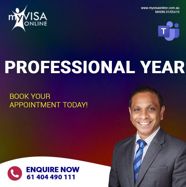Professional Year
