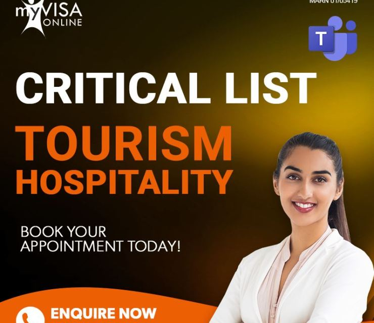 Temporary Relaxation on Work Rights – Hospitality and Tourism