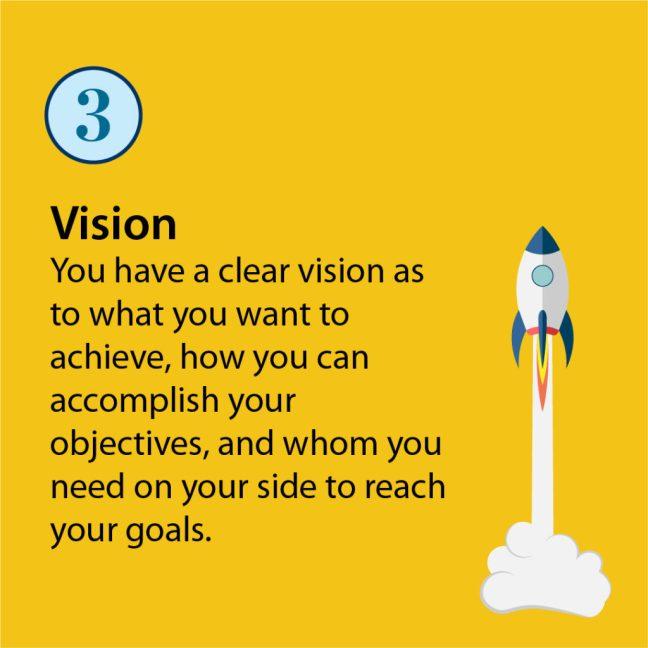 entrepreneur characteristic vision