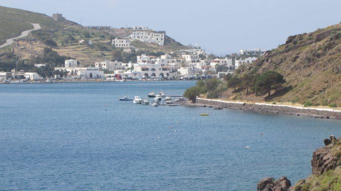 Approaching Patmos