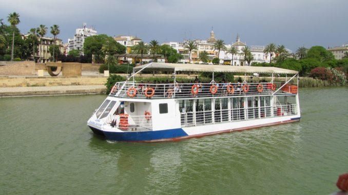 River cruises in Seville Spain