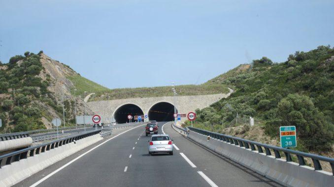 On the way to Cadiz Spain