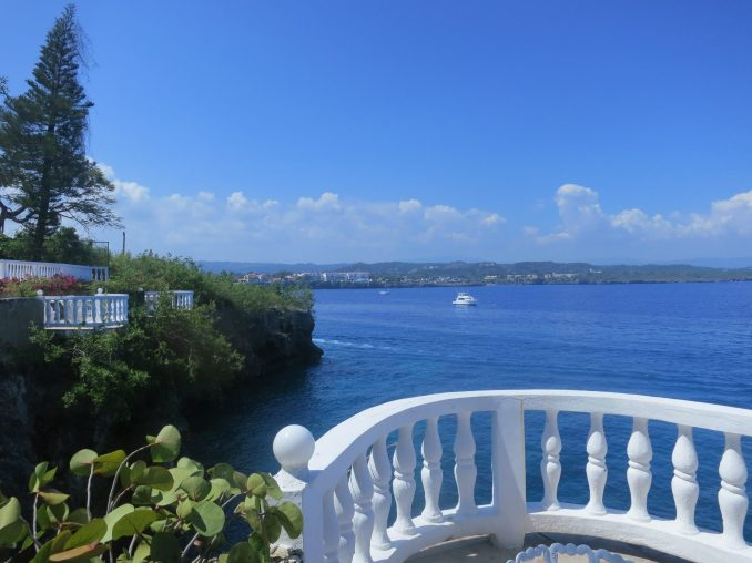 A great balcony view in Sosua Dominican Republic