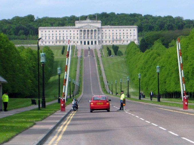 Northern Ireland\'s Parliament - Stormount