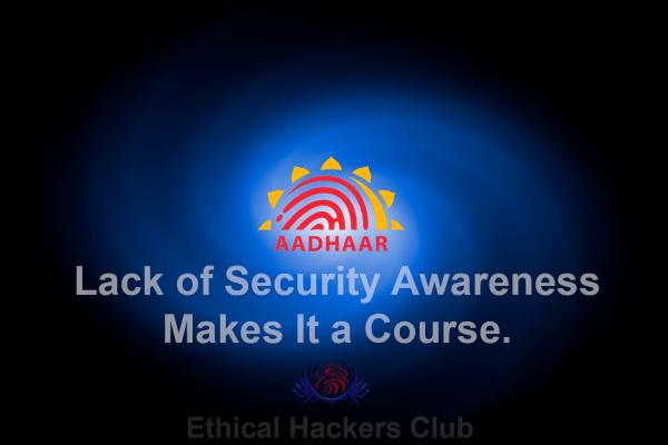 Banking Hack Using Adhar Card
