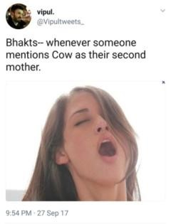 Low IQ Hindubphone on Twitter - 1