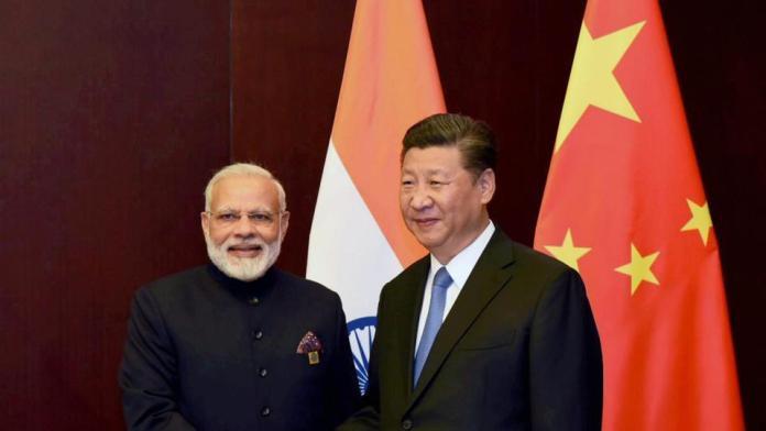 India China Modi Xi
