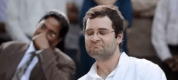 Fact checking the fact checkers - Is any one fact checking Rahul Gandhi?