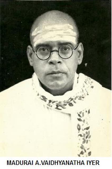 He is the real PERIYAR of Tamil Nadu- 'Madurai Vaidyanatha Iyer'