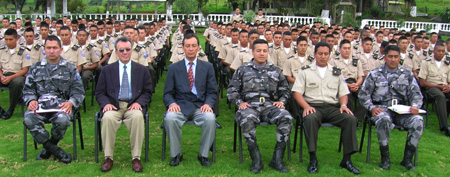Latin American Security Forces Protect Their Nations with Invincible Defense Technology
