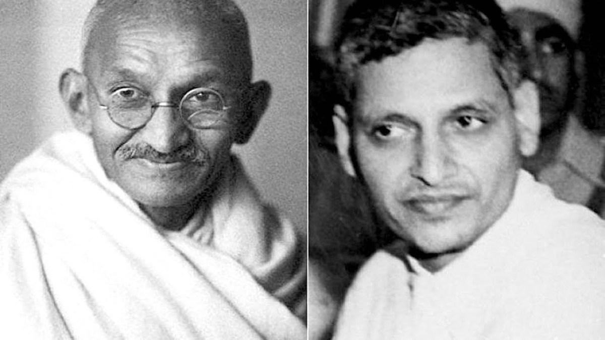 Naturam Godse - Not our weight to carry