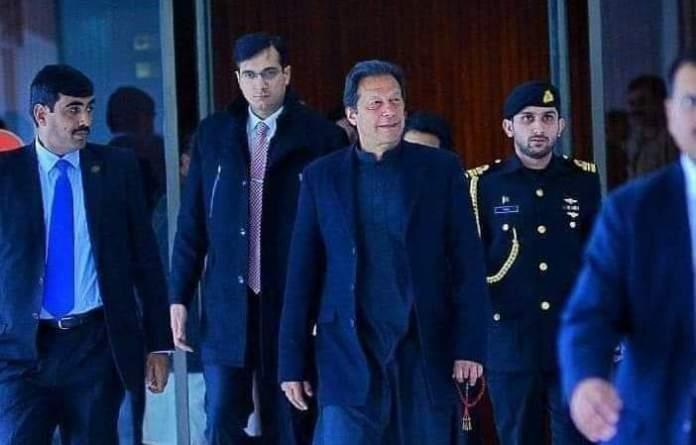 Pakistan PM Imran Khan/ Photo- @ImranKhanPTI